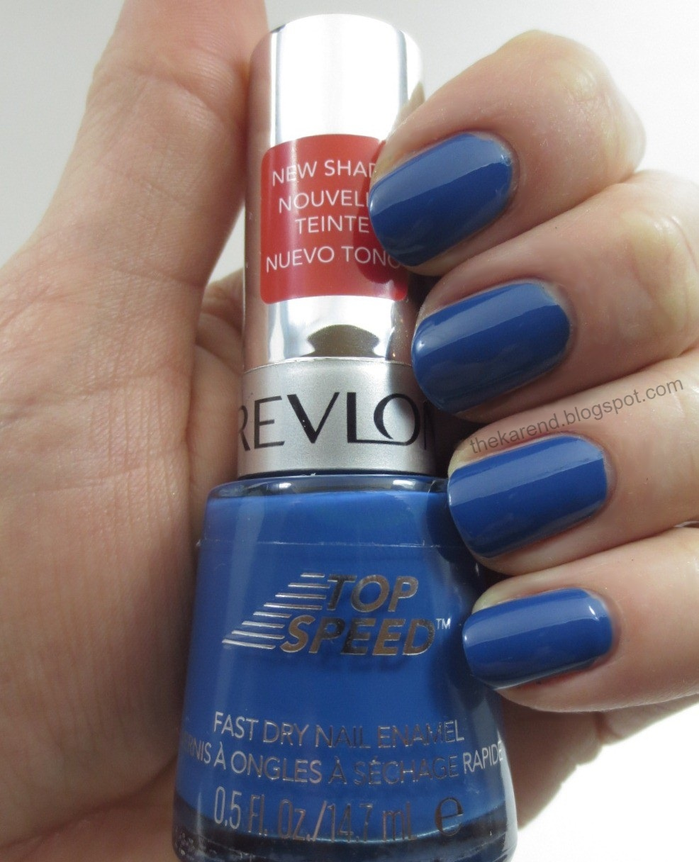 Frazzle and Aniploish: Revlon Top Speed Superstitious and Celestial FX