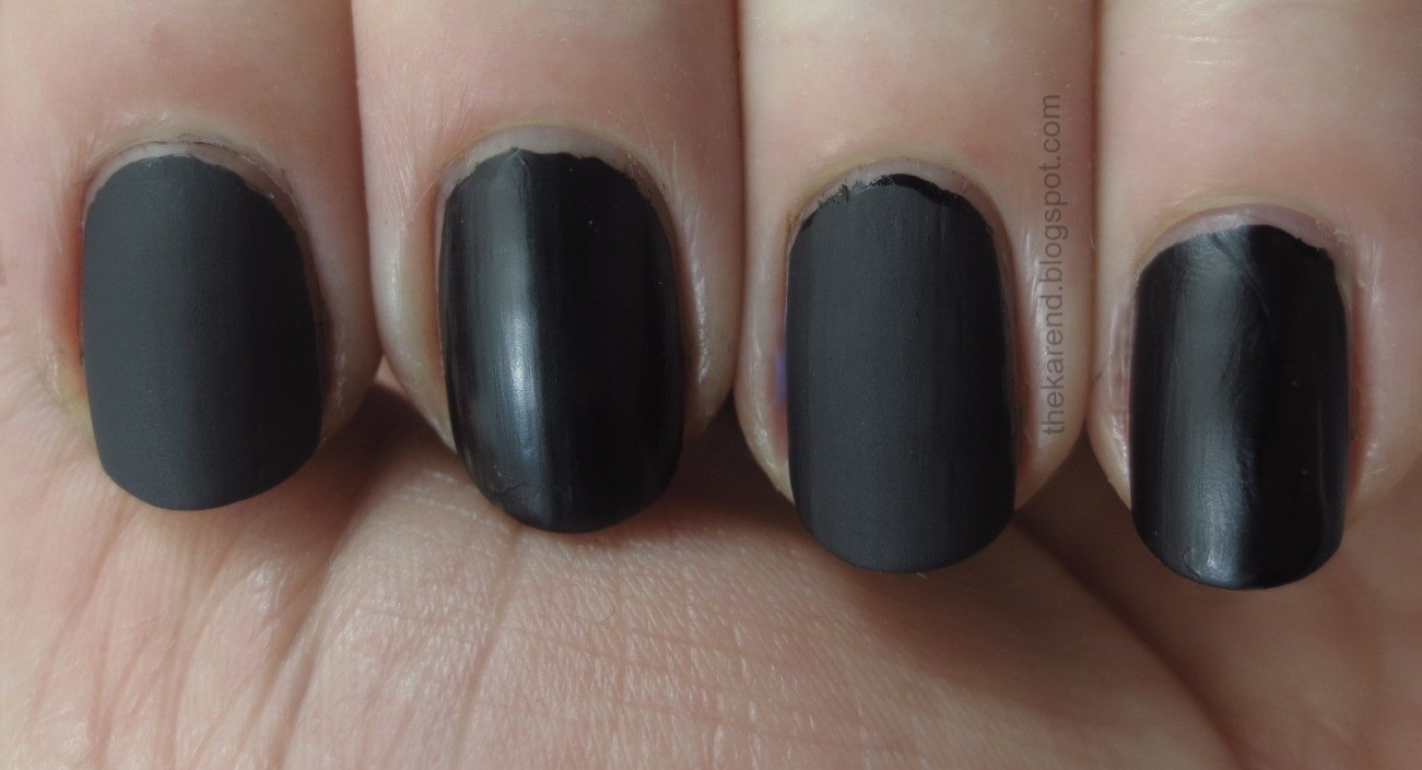 Sephora opi matte top coat