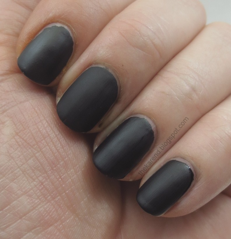 Frazzle and Aniploish: Matte Topcoat Comparisons, Part 8