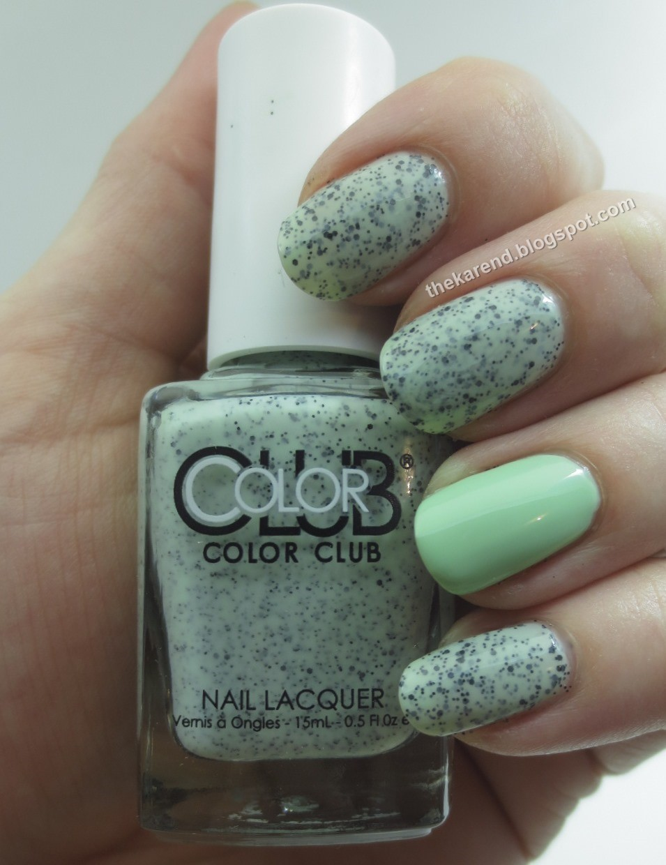 Frazzle and Aniploish: Color Club Catch Up