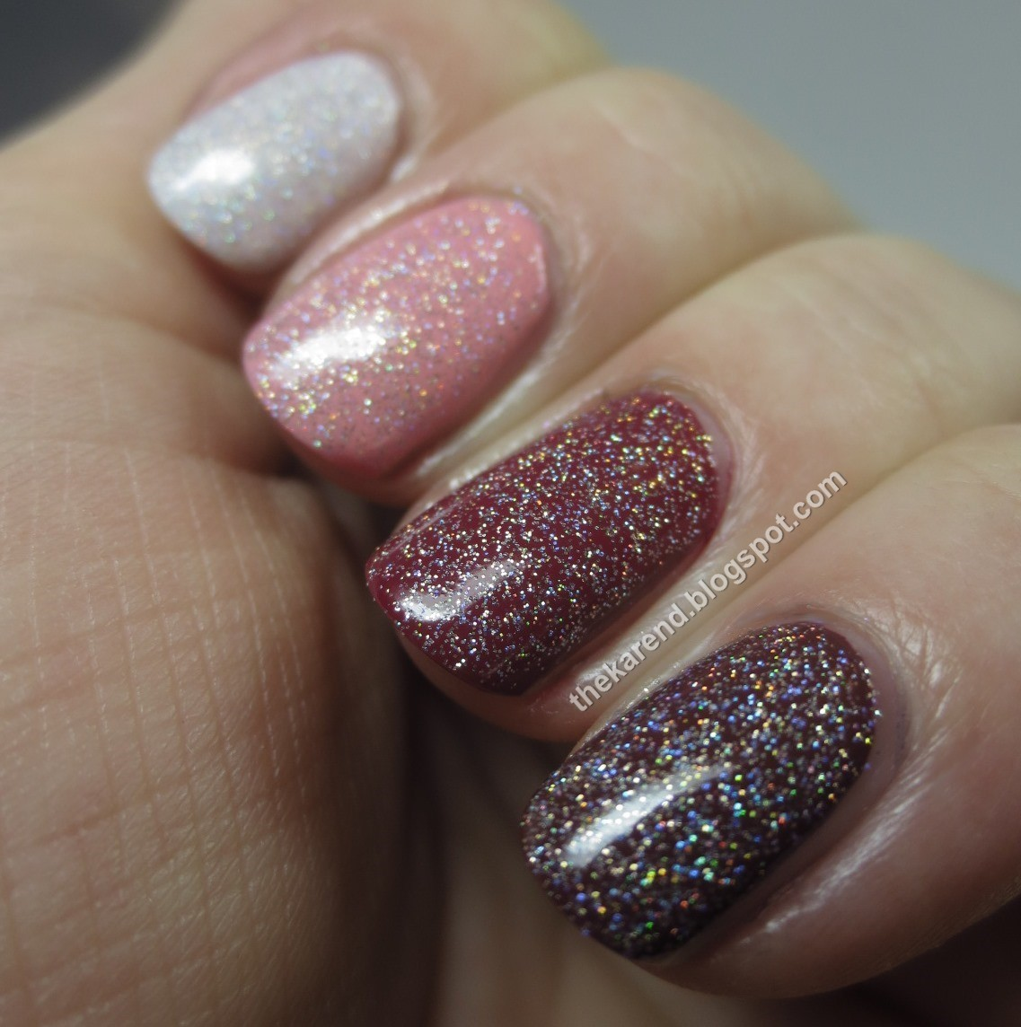 Frazzle and Aniploish: Revlon Transforming Effects Swatches