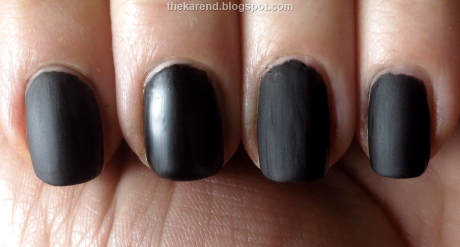 Frazzle and Aniploish: Matte Topcoat Comparisons, Part 11