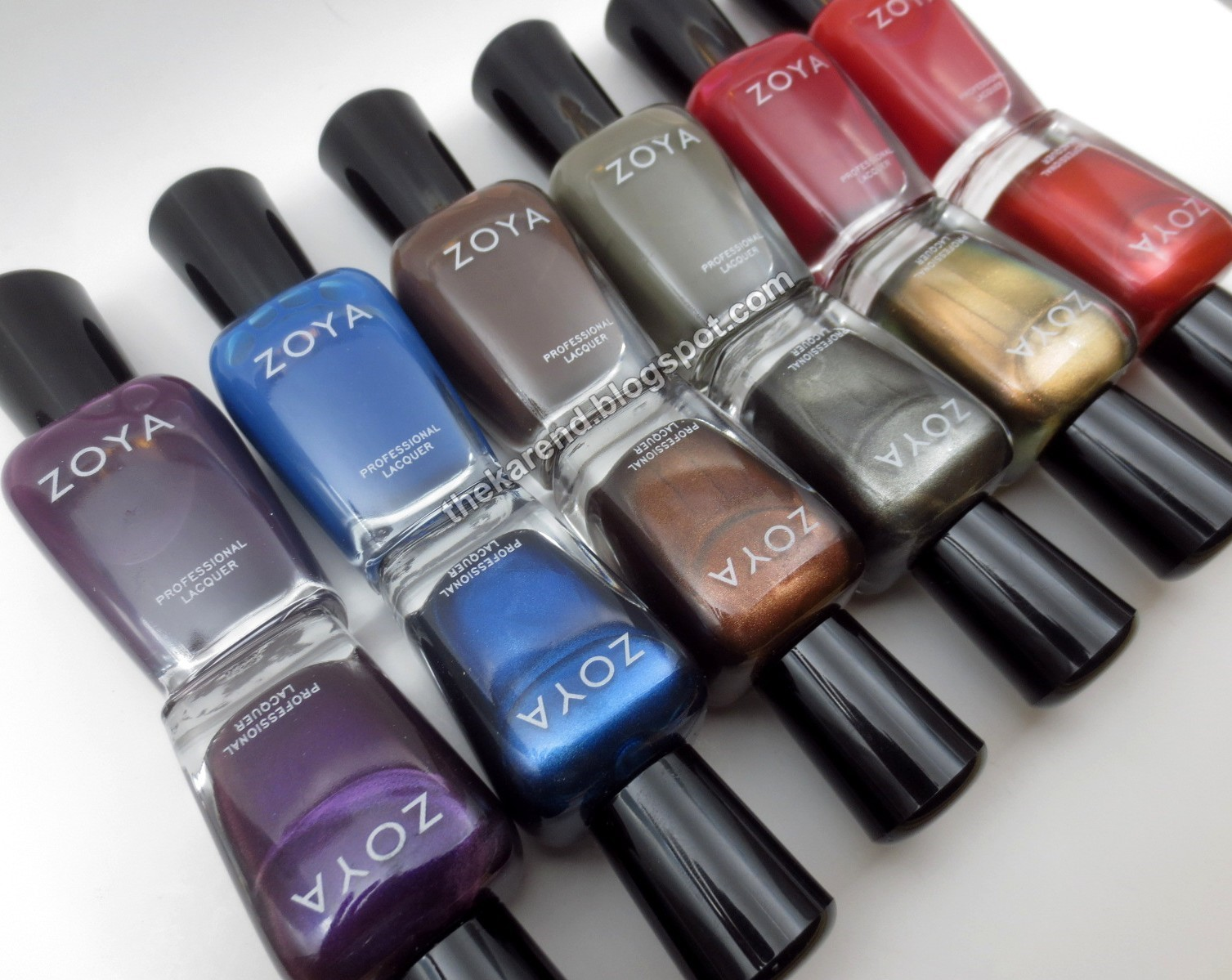 Frazzle and Aniploish: Zoya Fall 2015 Focus and Flair