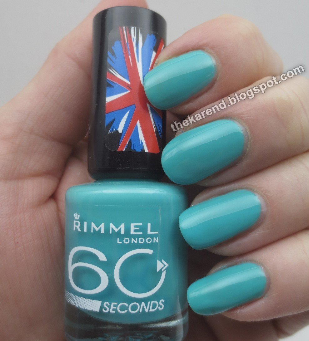 Frazzle and Aniploish: Orly and Rimmel Clearance Haul