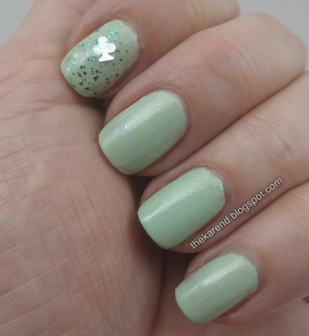 SinfulColors Luck of the Stylish | Frazzle and Aniploish | Bloglovin\'