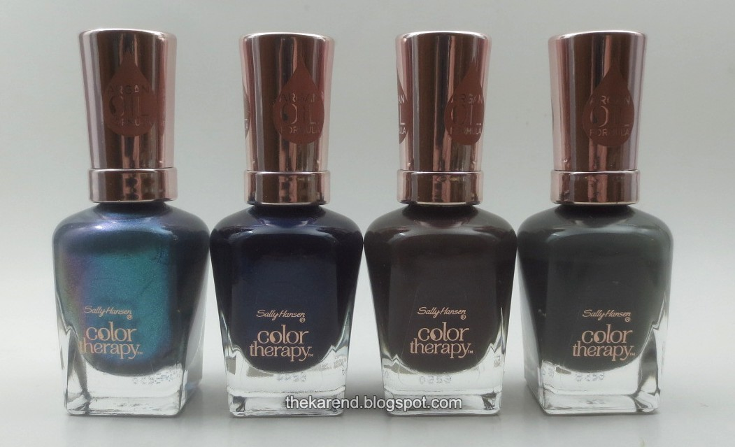 Frazzle and Aniploish: More Sally Hansen Color Therapy