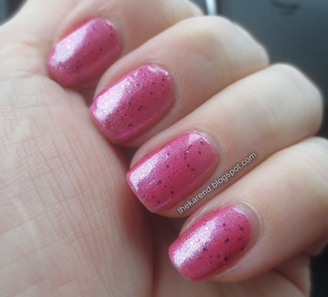 Nails of Some Days Before This One   Frazzle and Aniploish   Bloglovin\'