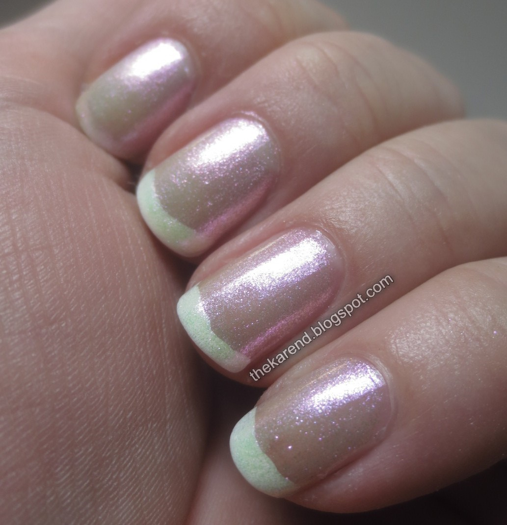 Frazzle and Aniploish: Sally Hansen Color Therapy Trio