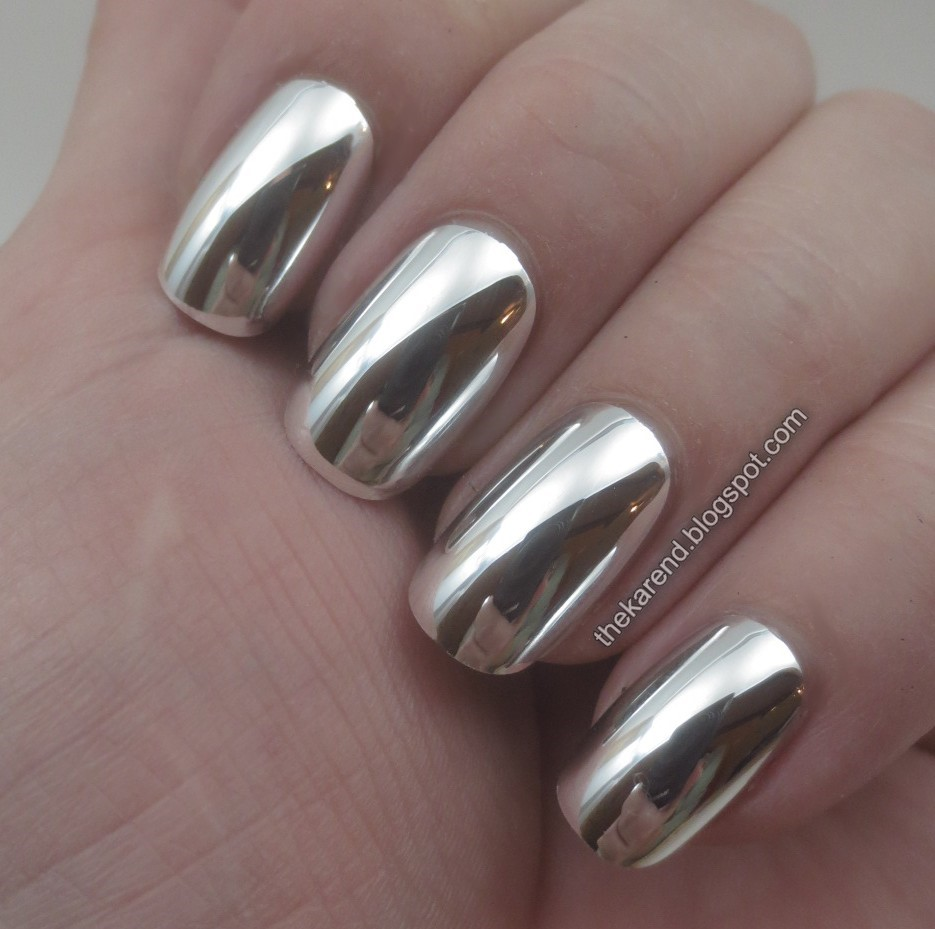 Nails of Days Past | Frazzle and Aniploish | Bloglovin\'
