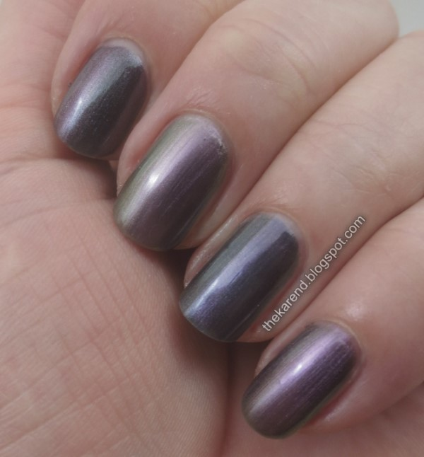 Ciate Starlet: Frazzle And Aniploish: Revlon Holochrome Collection