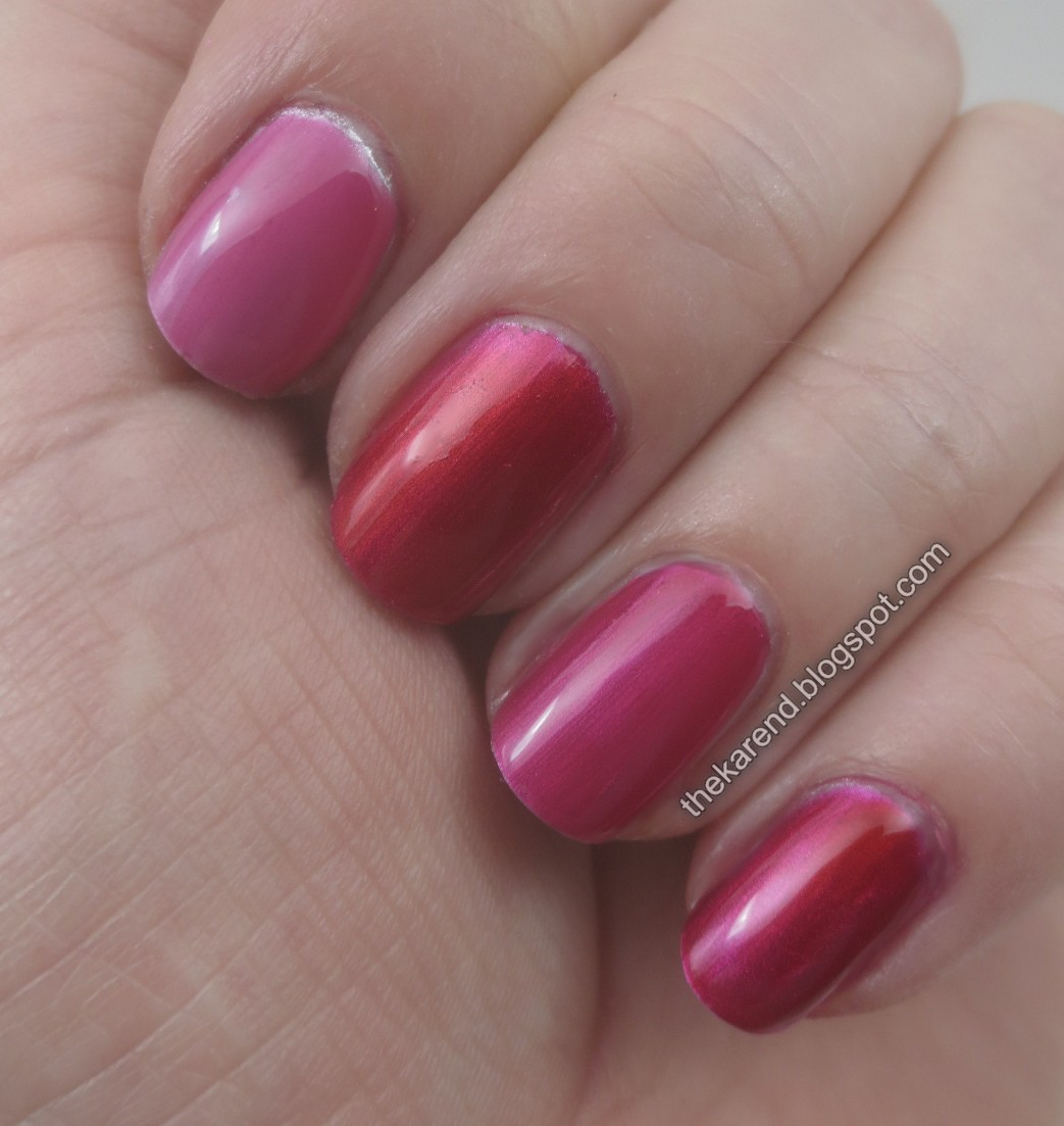 Revlon Color Charge Jelly Collection   Frazzle and Aniploish ...