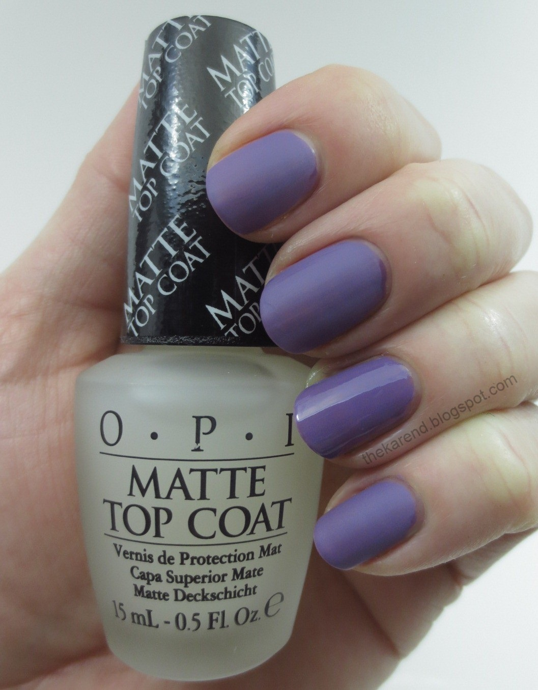 opi matte top coat frazzle and aniploish opi matte topcoat and comparisons 30593