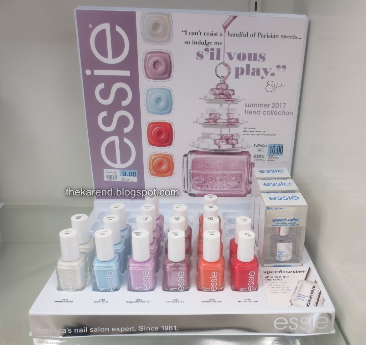 Essie Nail Polish Price Walgreens | Hession Hairdressing