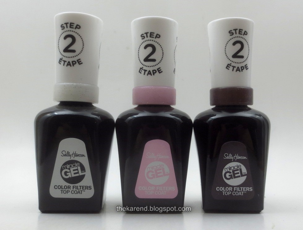 Sally Hansen Miracle Gel Color Filters, Can I Use Sally Hansen Miracle Gel Top Coat On Regular Polish