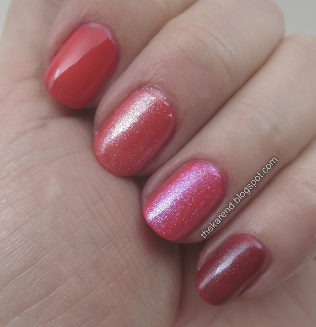Frazzle and Aniploish: Sally Hansen Miracle Gel Color Filters Top ...