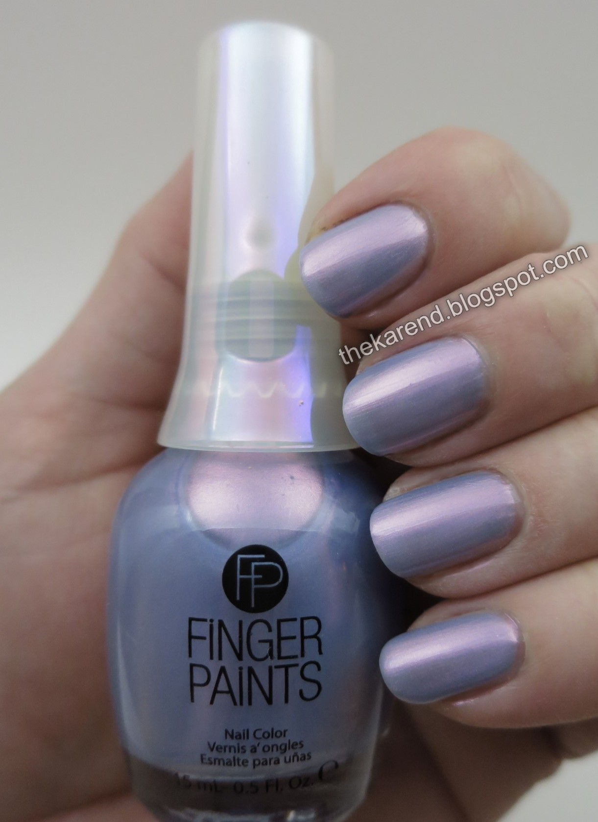 Frazzle and Aniploish: Finger Paints Fantasy Collection Swatches