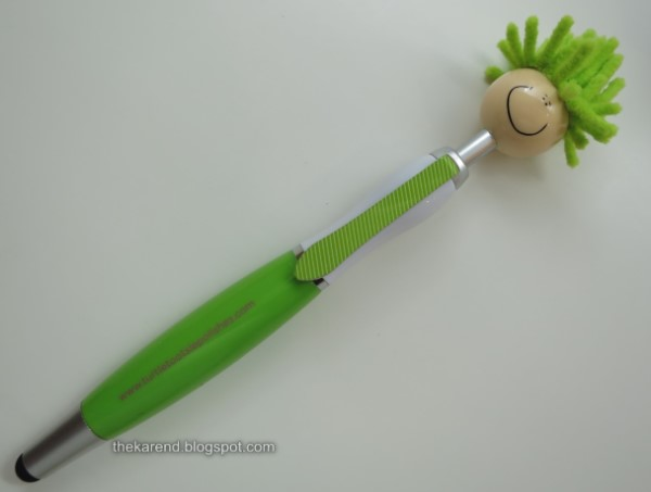 goofy cute pen stylus