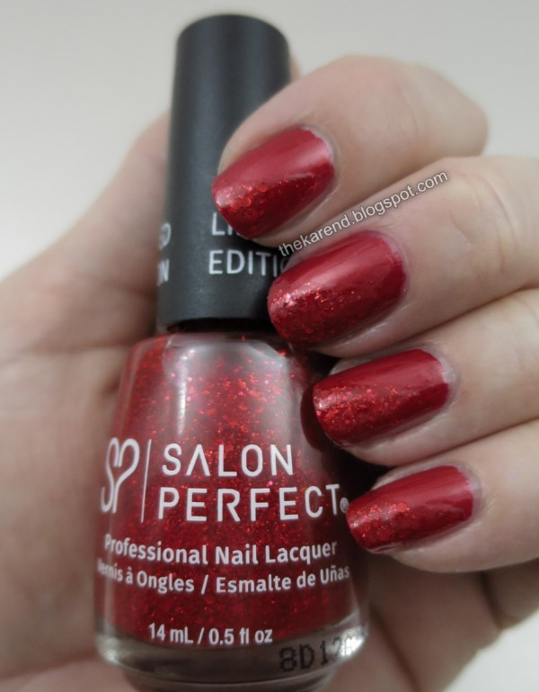 Salon Perfect The American Sheen with Firewerk