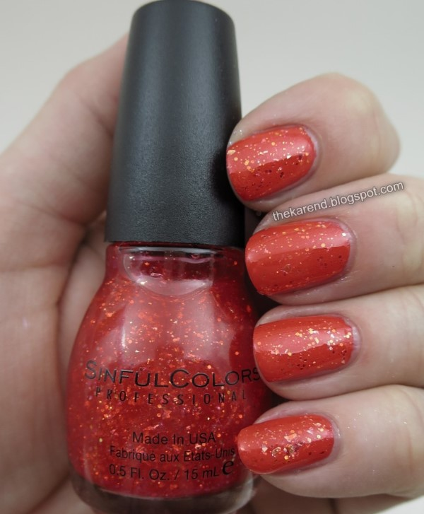 Sinfulcolors Sundown Getdown and Devil's Stare