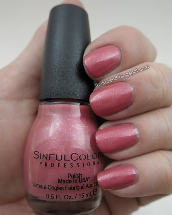 SinfulColors Jelly Ellie
