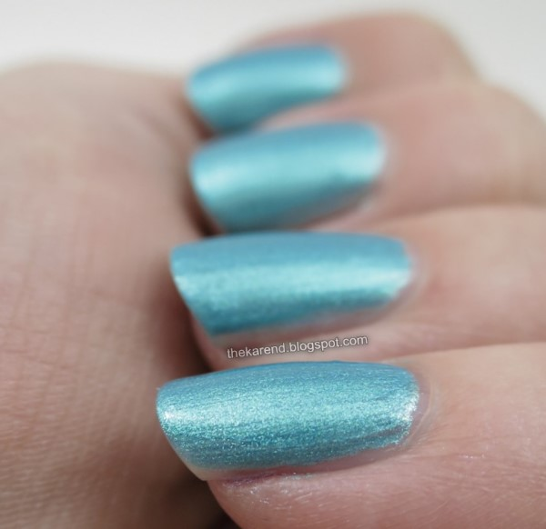 Essence Out of Space Stories nail polish Mermaid of the Galaxy