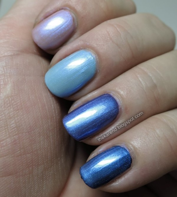 Seche Special Effects Blue Opal