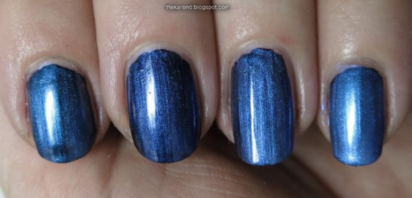 Seche Special Effects Blue Opal comparison