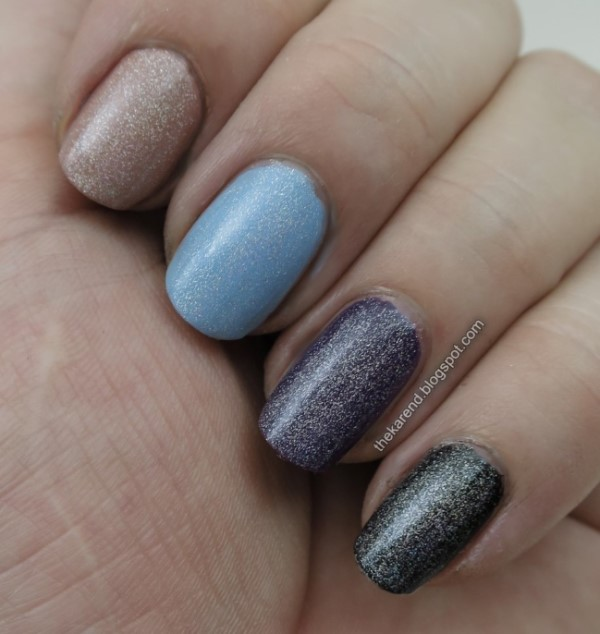 Seche Special Effects Holographic nail polish