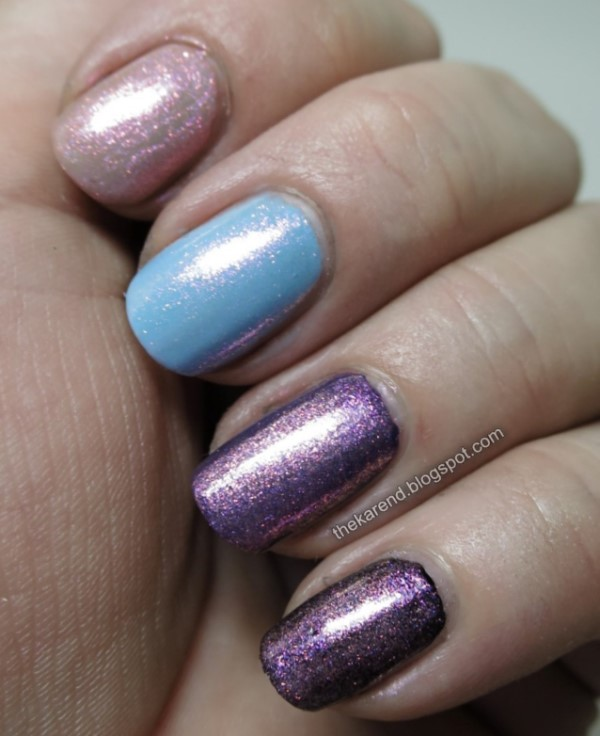 Seche Special Effects Glitter nail polish