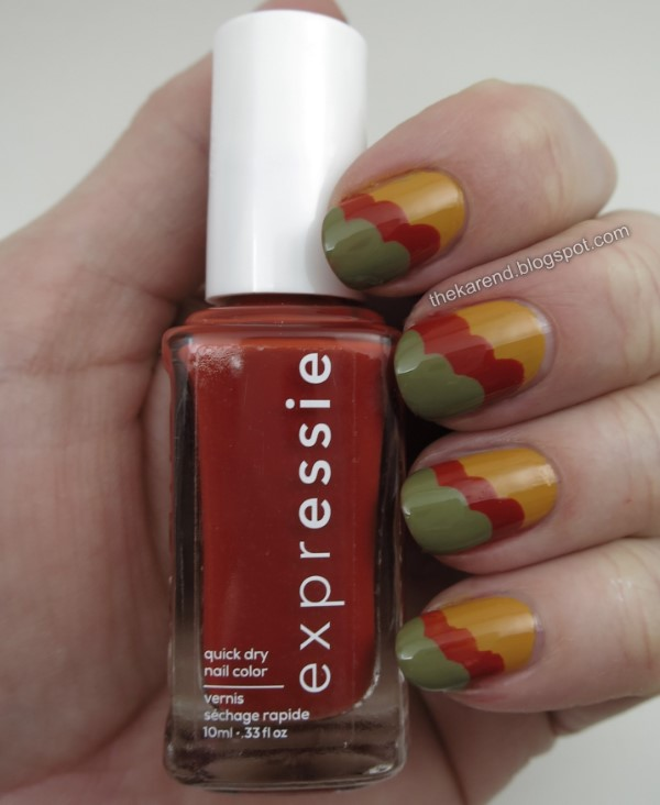 Essie Expressie Don't Hate Curate Bolt and Be Bold Precious Cargo-go