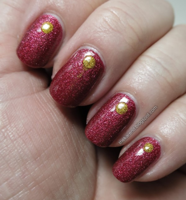 Revlon Velour Effects  Velvet Ruby