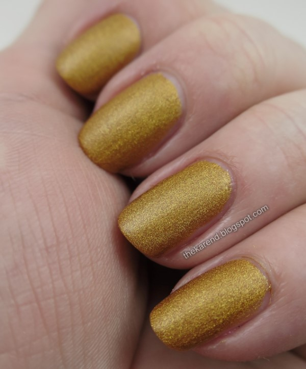 Revlon Velour Effects Gold Touch