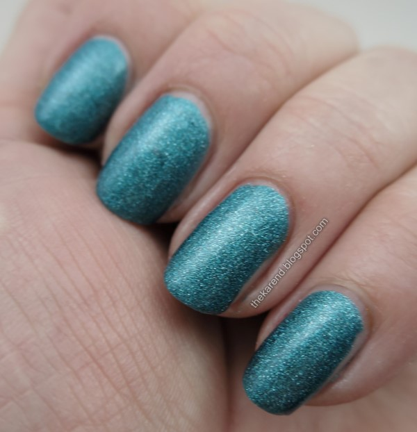 Revlon Velour Effects Blue Velour