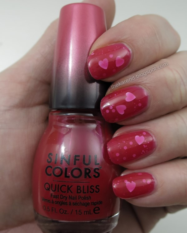 SinfulColors Quick Bliss Sweet Cheeks