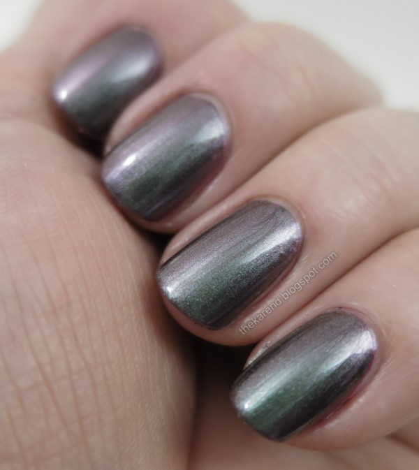 The Naturals Collection nail polish lacquer