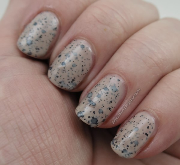 Sinful Colors Sweet & Salty nail polish collection Cookies & Cream