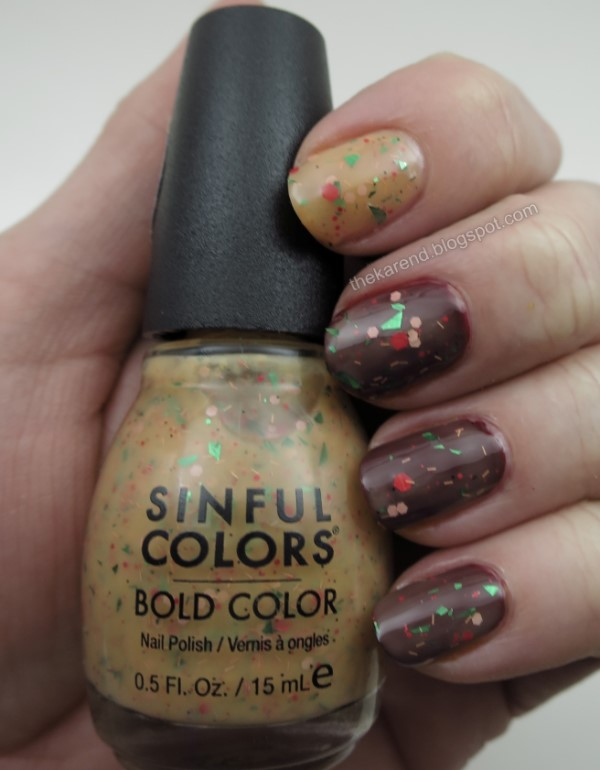 Sinful Colors Sweet & Salty nail polish collection Taco Tuesday