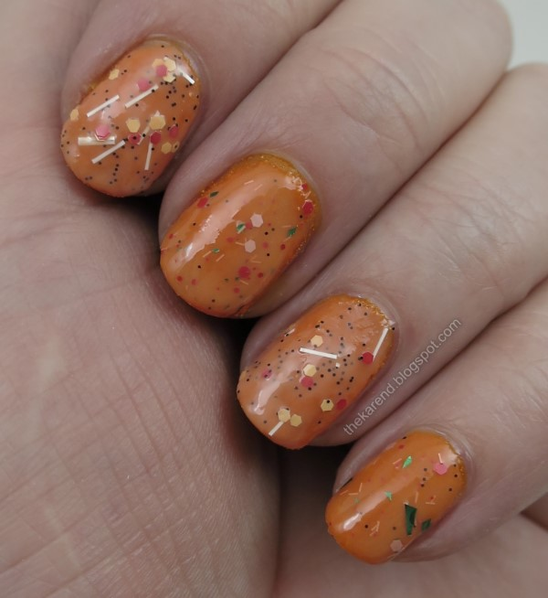 Sinful Colors Sweet & Salty nail polish collection Cheese Puff Taco Tuesday and Pizza Party