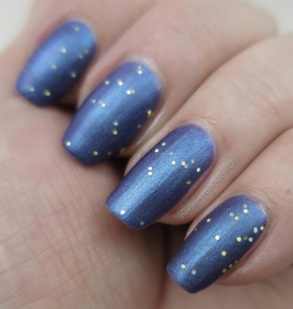 Sally Hansen Miracle Gel Hyp-nautical and All That Glitters