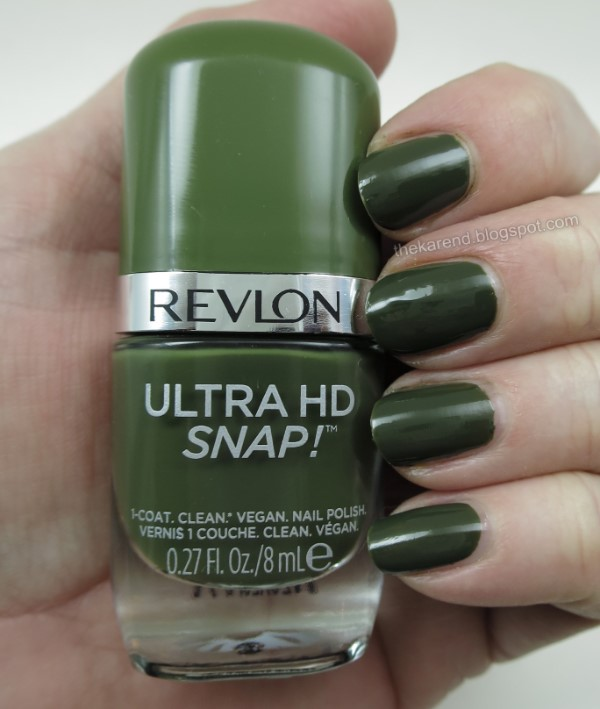Revlon Ultra HD Snap Commander in Chief