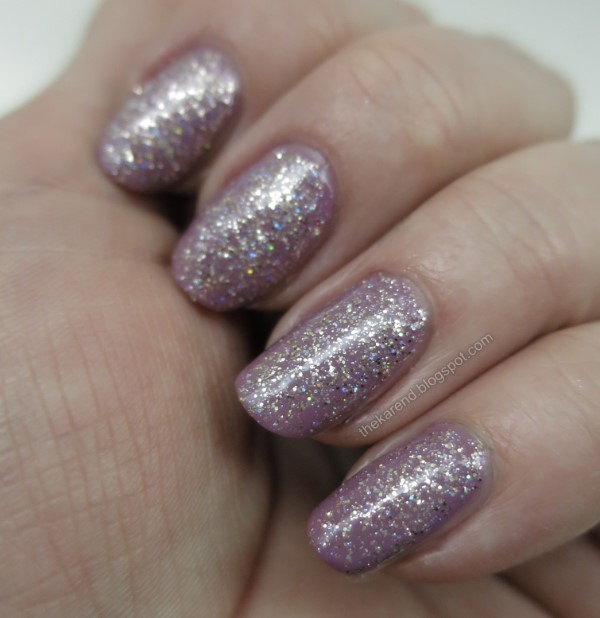 Kokie Mystic Mauve and Celestial